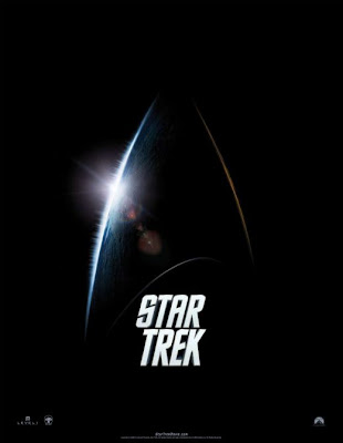 Star trek Movie directed by J.J. Abrams and starring Chris Pine as Captain James T. Kirk