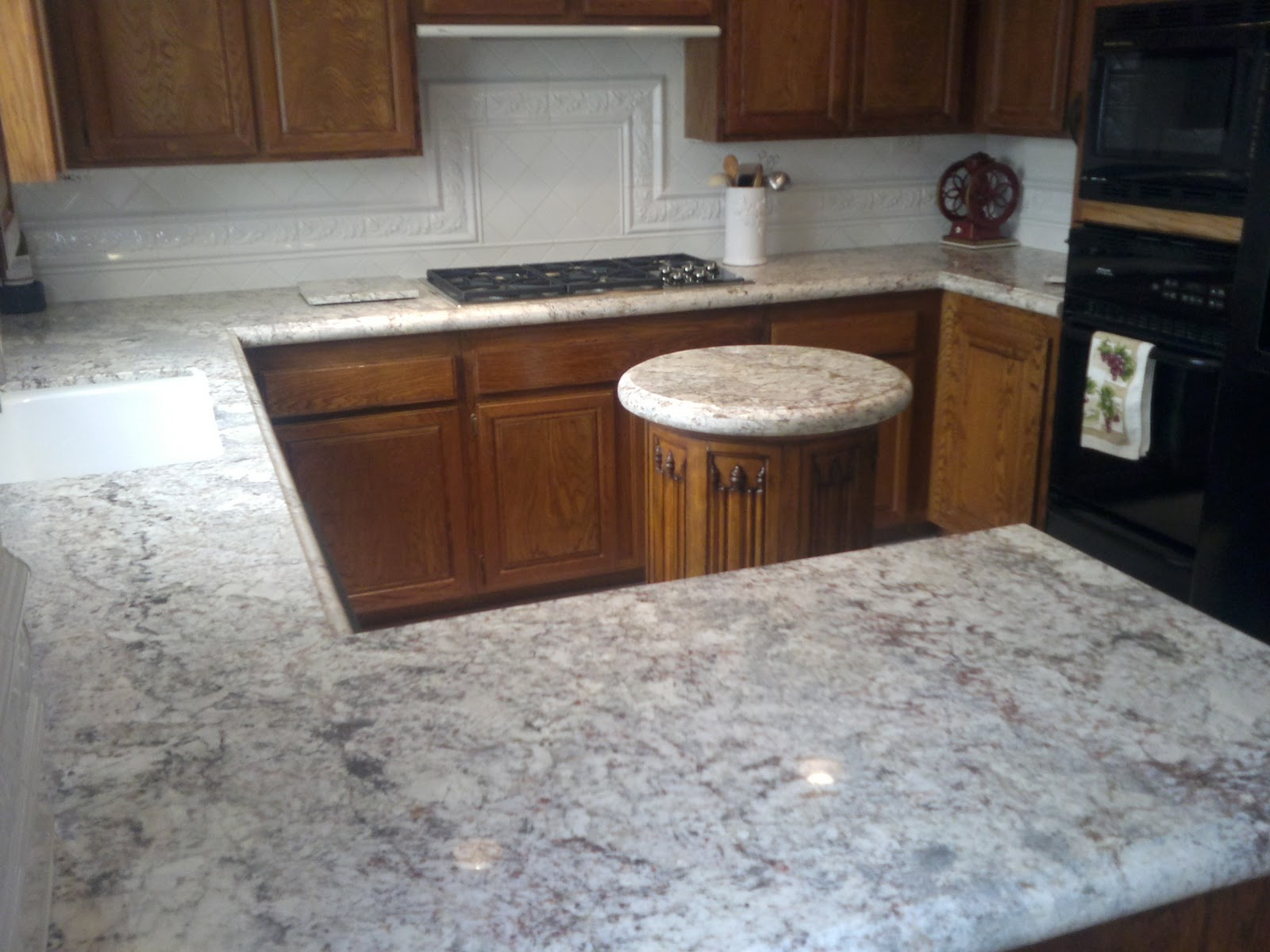 Silestone Kitchen Countertops : Silestone caesarstone granite marble kitchen