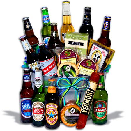 Craft Beer Gift Basket Canada