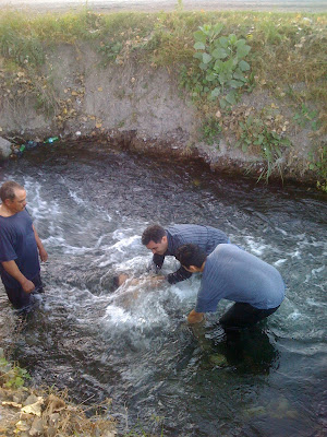 Baptism in Jesus Name - www.mylesyoung.com
