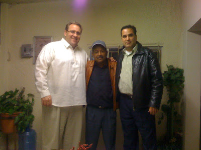 Pastor Myles Young, Pastor Guillermo & Dr Paul Baumeister - www.mylesyoung.com