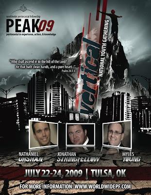 PEAK Conference 09 Tulsa, OK - www.mylesyoung.com