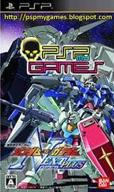 Gundam vs Gundam Next Plus PSP