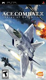 Playstation Portable Ace Combat X Skies of Deception