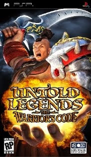 Untold Legends: The Warrior's Code [USA] PSP ISO