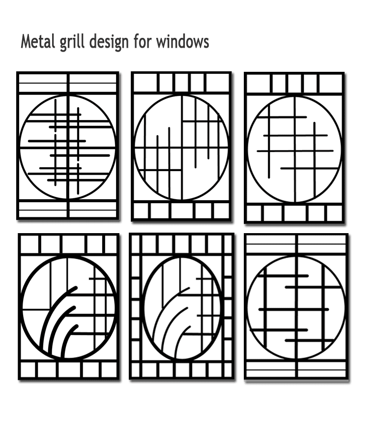 diy grill metal design i based my design on oriental patterns and ...