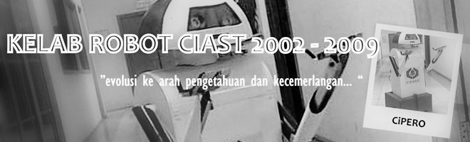 KELAB ROBOT CIAST - KRC
