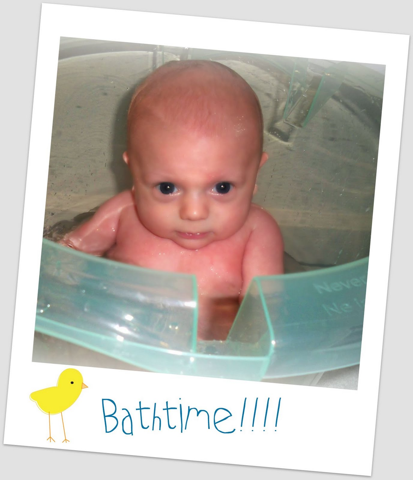 Reinventing Motherhood : Spa Baby Tub Review/Giveaway ENDED