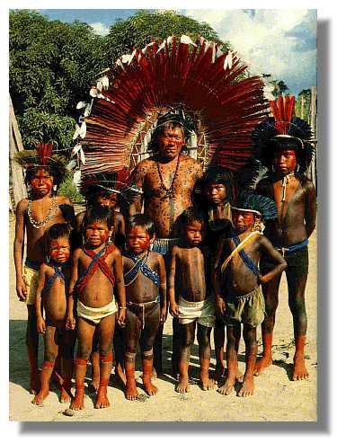 historia sobre los indios: