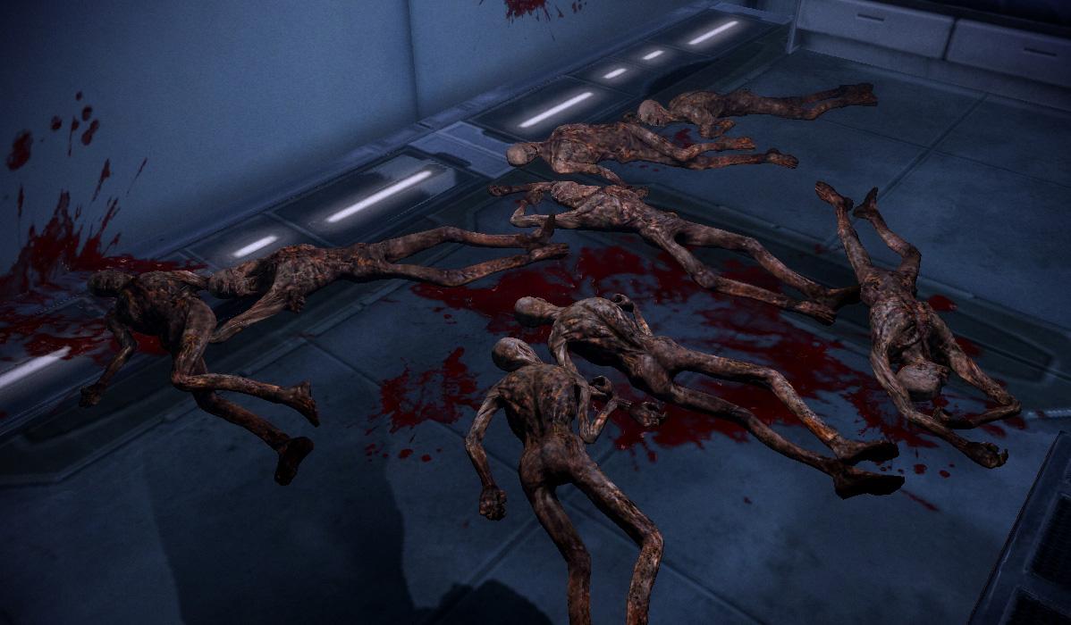 "Lewy Land: The ""Mass Effect"" 1 & 2 (full brain-dump)"
