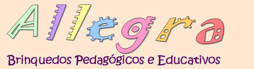 Allegra Brinquedos Pedagógicos e Educativos