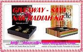 GIVEAWAY - SAYA NAK HADIAH NIE