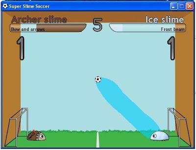 super slime soccer