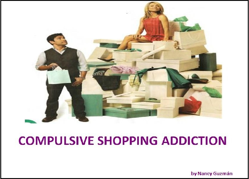 shopping addiction Online shopping also facilitates oniomania, with online auction addiction,  what differentiates oniomania from healthy shopping is the compulsive,.