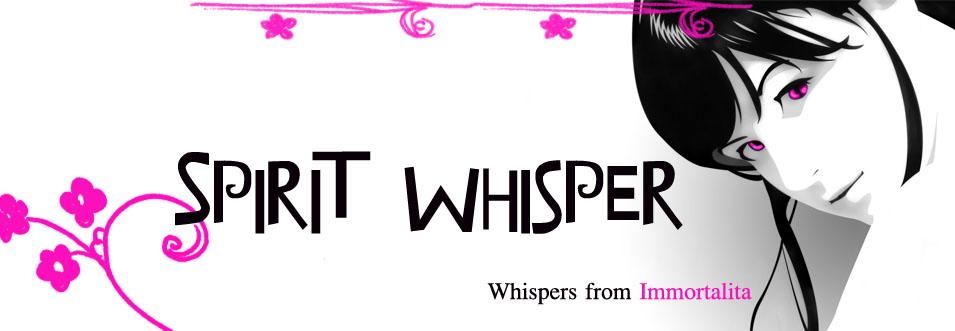 Spirit whisper