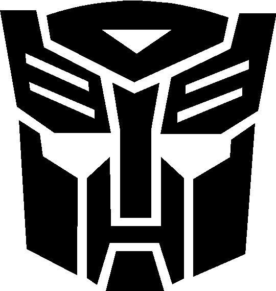 Custom Cut Cards: Transformers Card