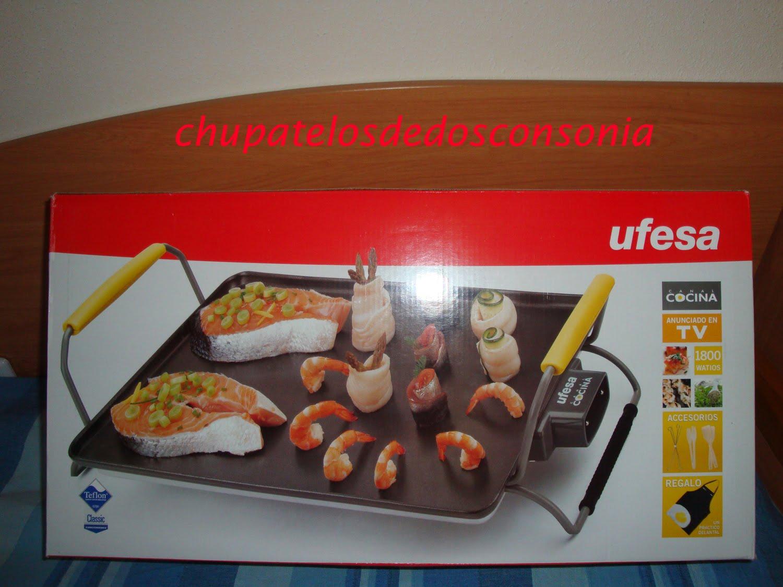 Ch pate los dedos con sonia regalos de dos concursos de for Canal cocina concursos