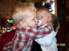 Hugging Cousins
