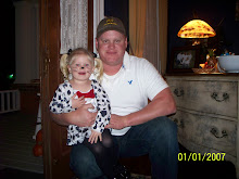 Halloween night w her Daddy