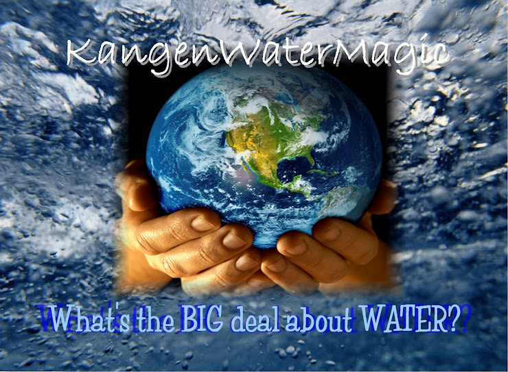 Ionized KangenWaterMagic Health