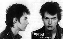 sid vicious - baixista do sex pistols