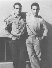 geração beat - Cassady and Kerouac