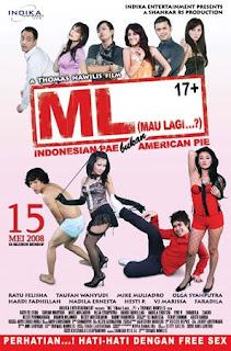 poster ML, film mau lagi