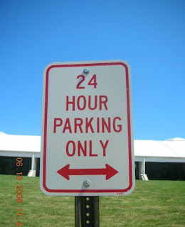 funny 24hour sign