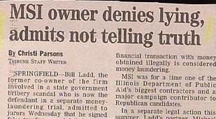 funny news headline about msi owner admitting to not tellin gtruth but not lying either