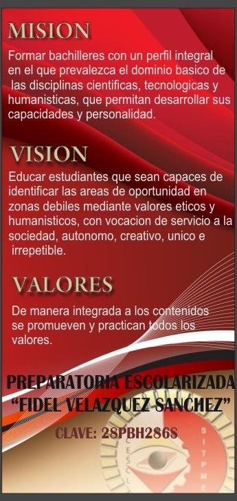 Centro Educativo Fidel Velazquez Sanchez