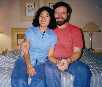 How I Met The Sainted Patient Wife— Part Three, the Conclusion!