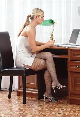secretaria gostosa
