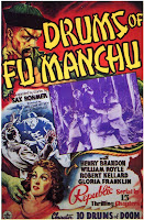 OS TAMBORES DE FU MANCHU - 1940