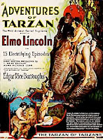 AS AVENTURAS DE TARZAN - 1921