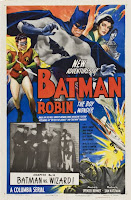 BATMAN E ROBIN - 1949