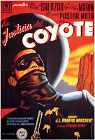 A JUSTIA DO COYOTE - 1956