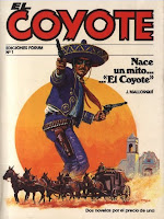 EL COYOTE - 1943