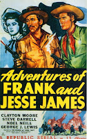 AS AVENTURAS DE JESSE JAMES - 1949