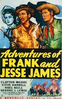 AS AVENTURAS DE JESSE JAMES - 1949