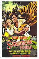 SANDOKAN, O GRANDE - 1963