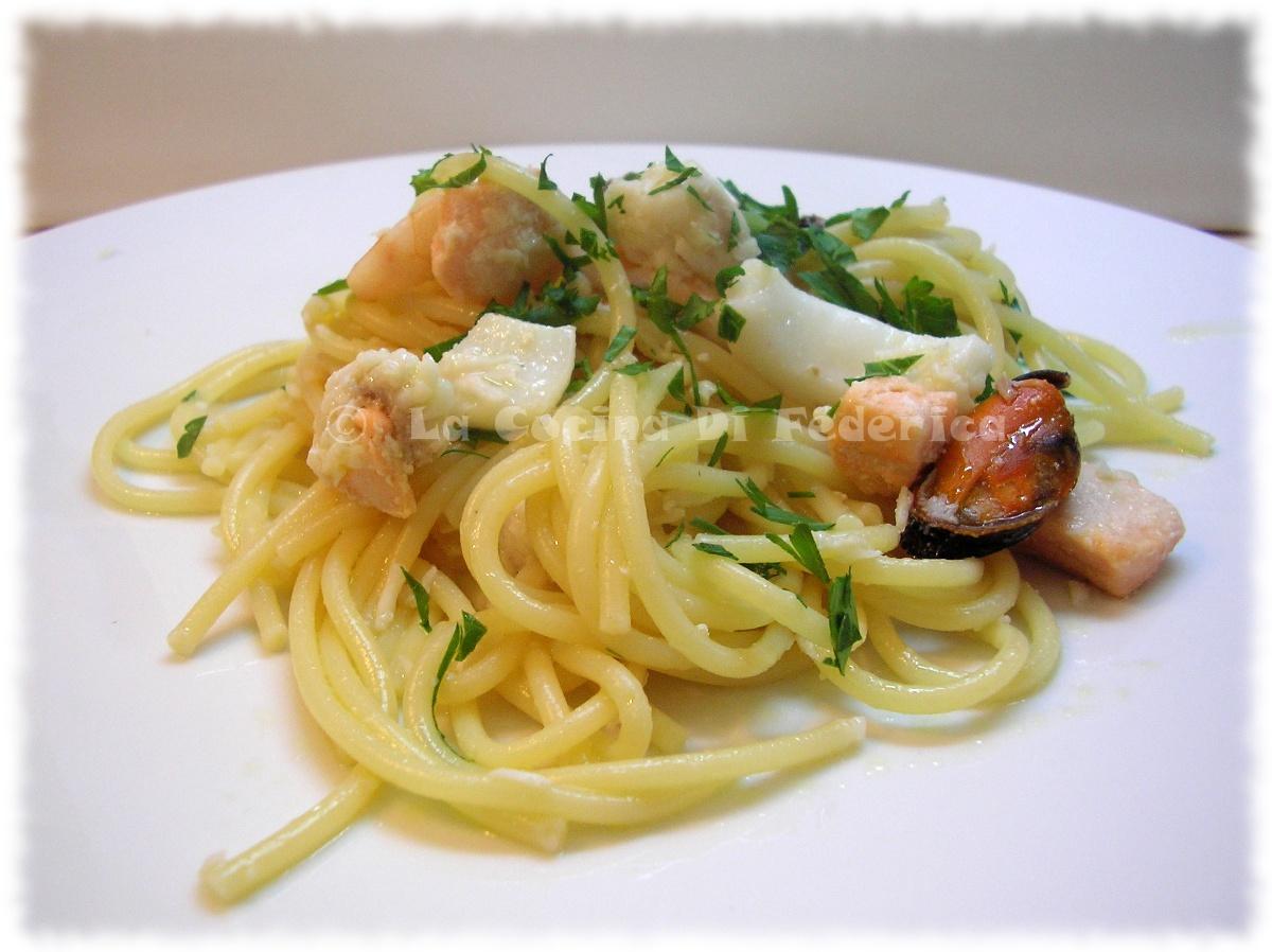 La Cucina Di Federica: Spaghettata Di Pesce #764314 1200 898 Foto Di Mattonelle Per Cucina