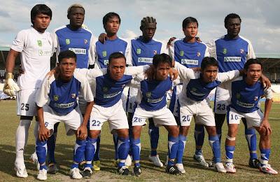 SKUAD PSPS Pekanbaru Liga Divisi Utama Indonesia 2008