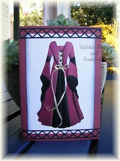 Meval Dress With Petal Sleeves Sewing Pattern - Laura Marsh