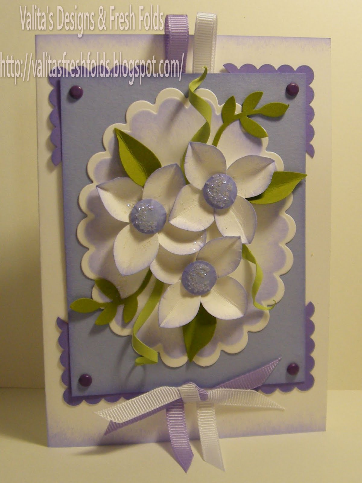 Valitas Designs Fresh Folds Making Paper Hydrangeas With Your