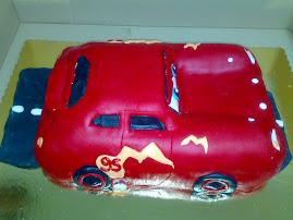 Cars Faisca McQueen