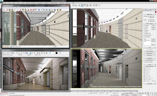R a m y h a n n a c o m 3ds max 2010 can now import for Architecte 3d vs sketchup