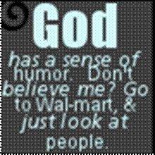 [God:Walmart]