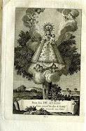 Virgen de Ayago, año 1817
