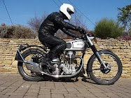 Post War Norton Inters