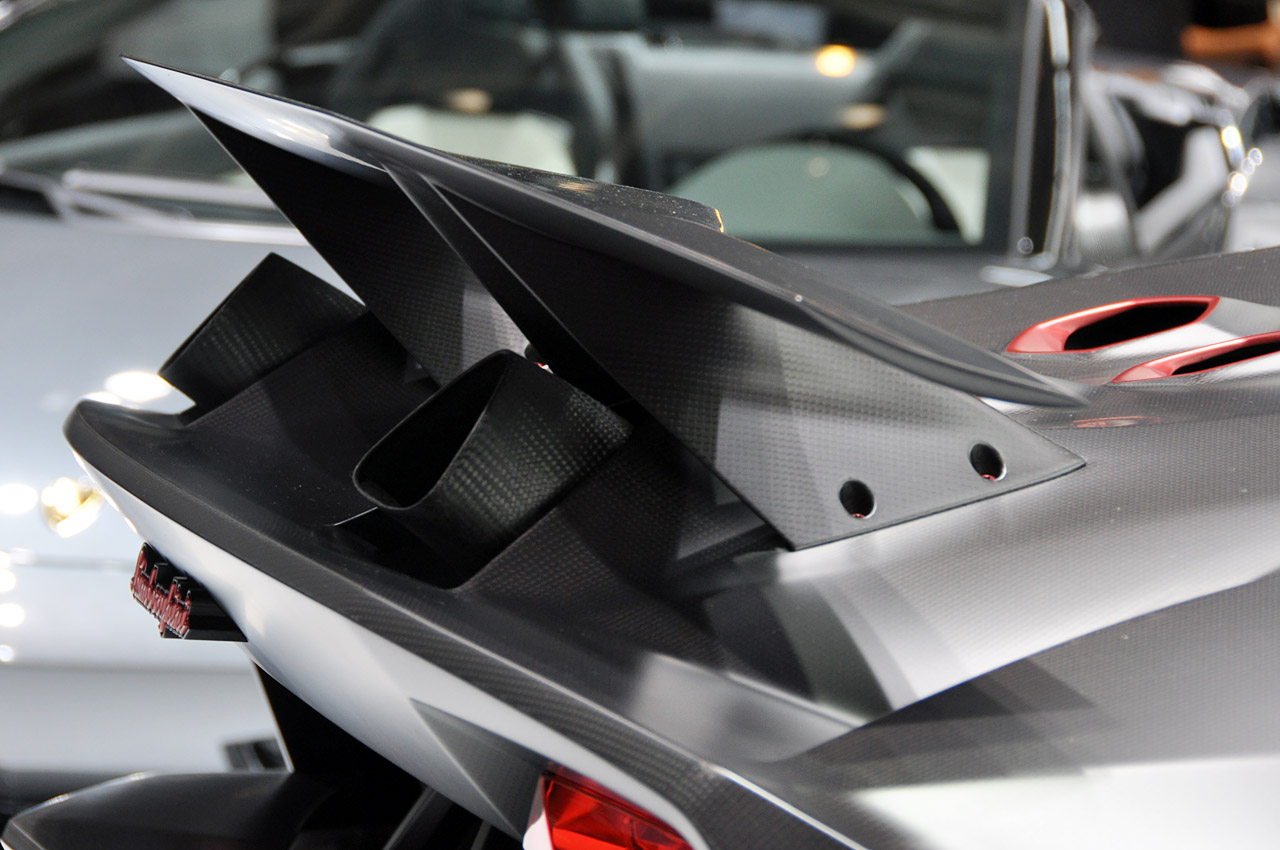 Mr Motor Tweeter Lamborghini Sesto Elemento For Track Use Only